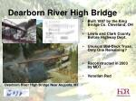 dearborn river high bridge
