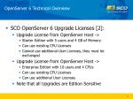openserver 6 technical overview11