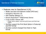 openserver 6 technical overview19