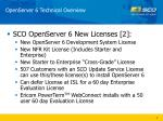 openserver 6 technical overview9