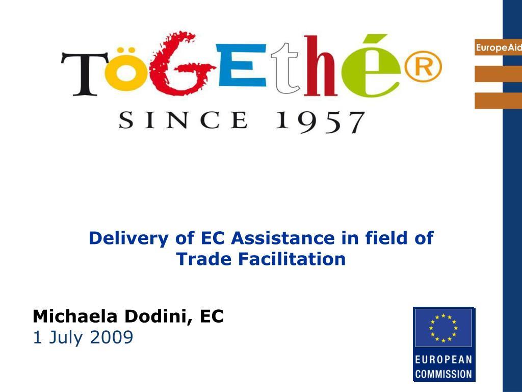 michaela dodini ec 1 july 2009 l.