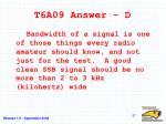 t6a09 answer d
