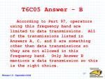 t6c05 answer b