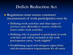 deficit reduction act4