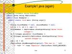 example1 java again