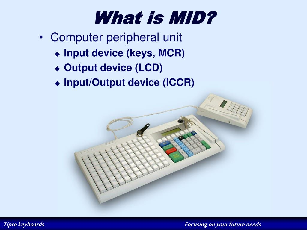 what is mid l.