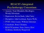reach s integrated psychotherapy consortium
