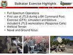 balikatan exercise highlights