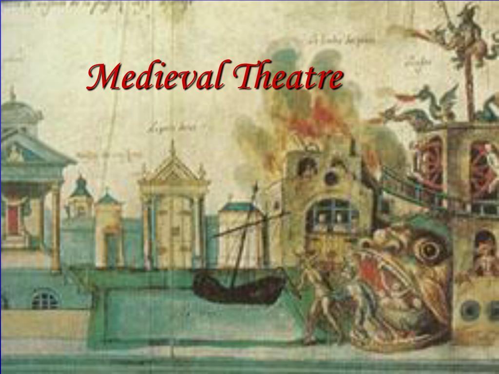 medieval theatre l.