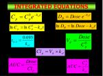 integrated equations35