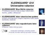 kleenguard g10 univerzalne rukavice