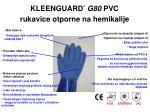 kleenguard g80 pvc rukavice otporne na hemikalije