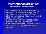 international marketing kentucky department of agriculture3