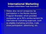 international marketing southern united states trade association10