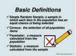 basic definitions5