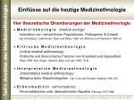 teil i ans tze der medizinethnologie7