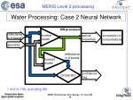 water processing case 2 neural network38