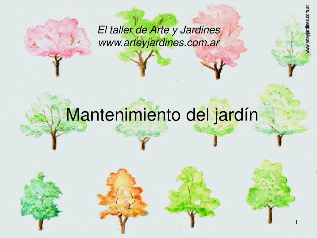 el taller de arte y jardines www arteyjardines com ar l.