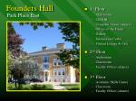 founders hall