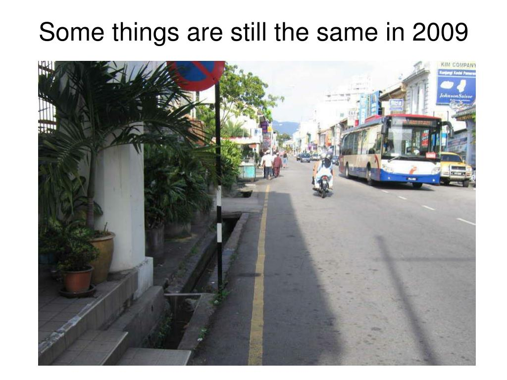 Some things are still the same in 2009