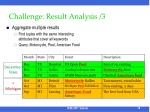 challenge result analysis 3