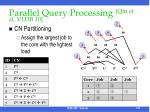 parallel query processing qin et al vldb 10126