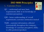 iso 9000 principles45