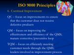 iso 9000 principles50