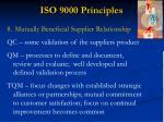 iso 9000 principles52