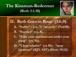 the kinsman redeemer ruth 3 1 183