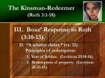 the kinsman redeemer ruth 3 1 185
