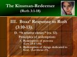 the kinsman redeemer ruth 3 1 186