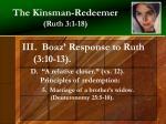 the kinsman redeemer ruth 3 1 187
