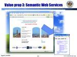 value prop 3 semantic web services