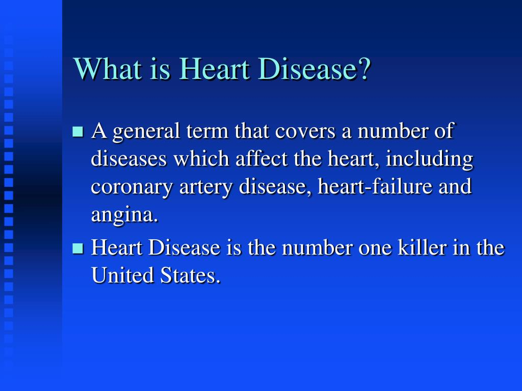 what is the silent killer heart disease