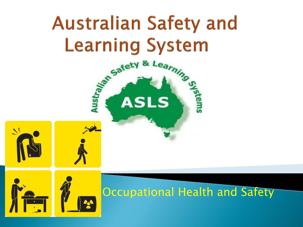 australian safety and learning system l.