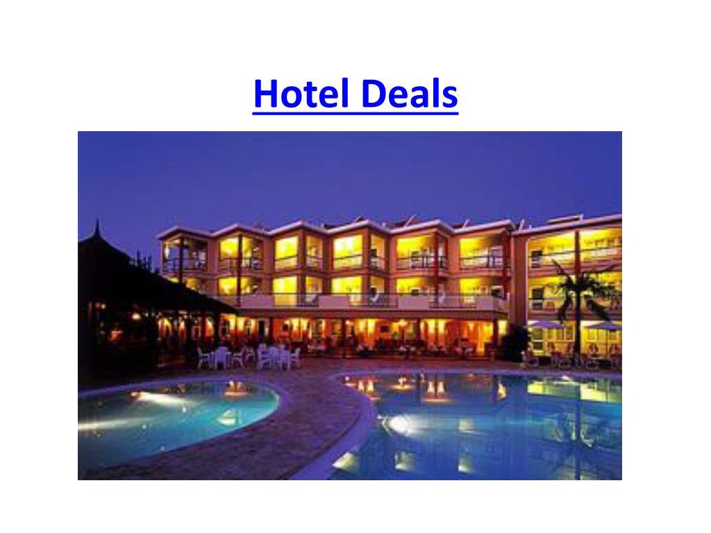 hotel deals l.