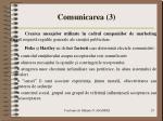 comunicarea 3