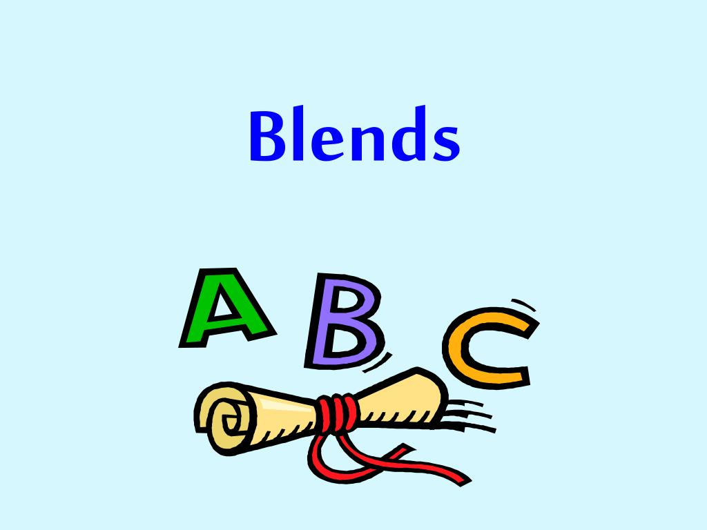 blends l.