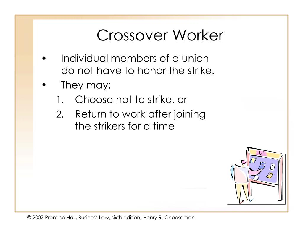Crossover Worker