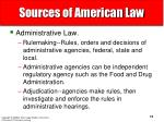 sources of american law10