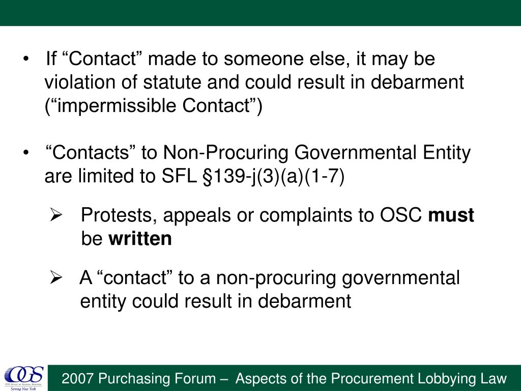 """If """"Contact"""" made to someone else, it may be"""