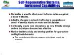 self regenerative systems envisioned capabilities15