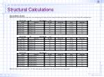 structural calculations22