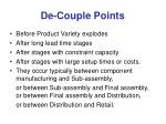 de couple points