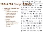 tools for change agents23