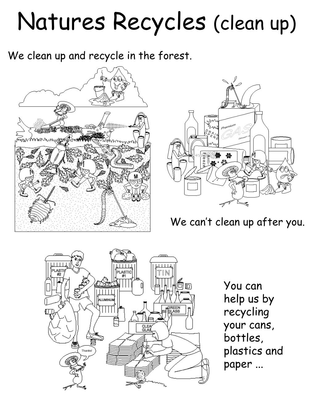 Natures Recycles