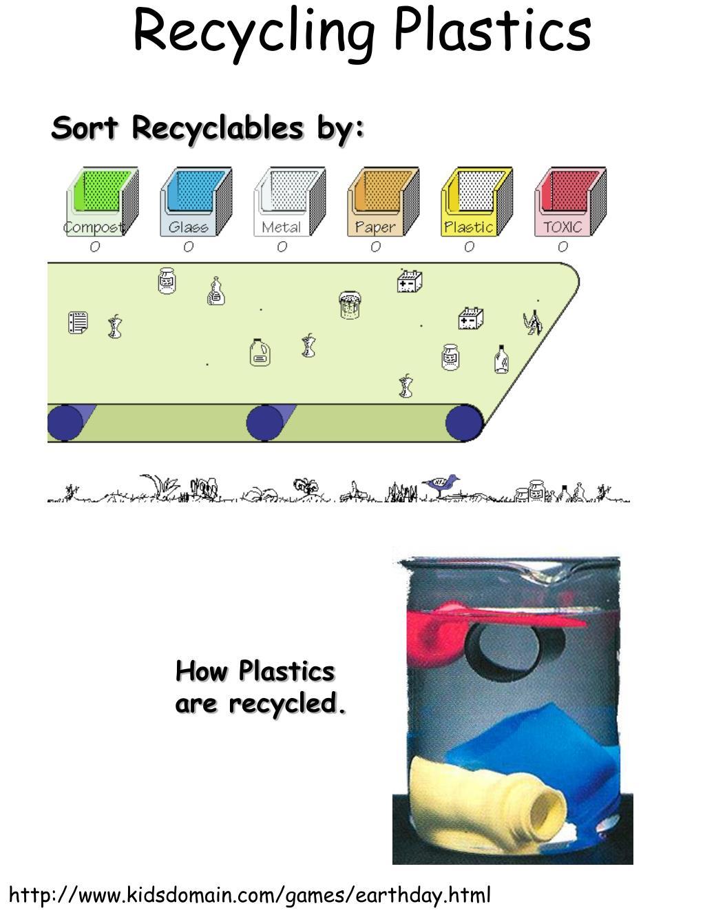 Recycling Plastics