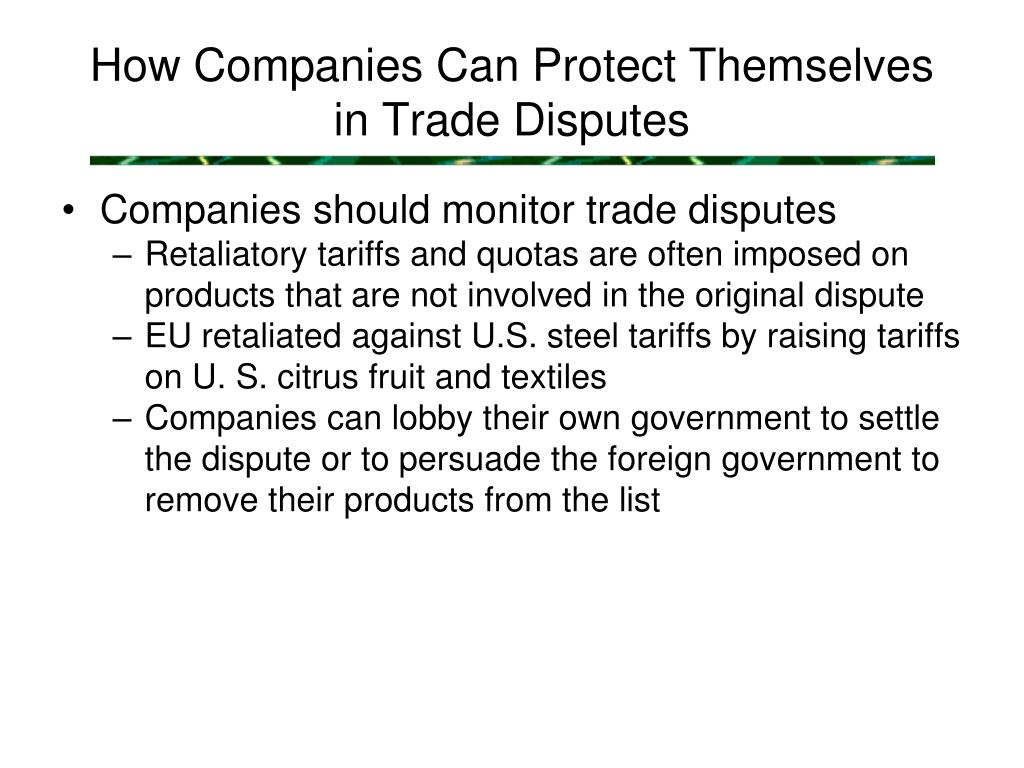 How Companies Can Protect Themselves