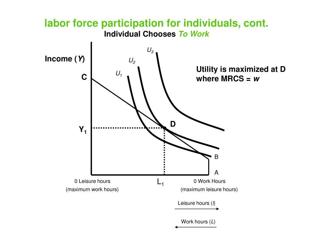 labor force participation for individuals, cont.